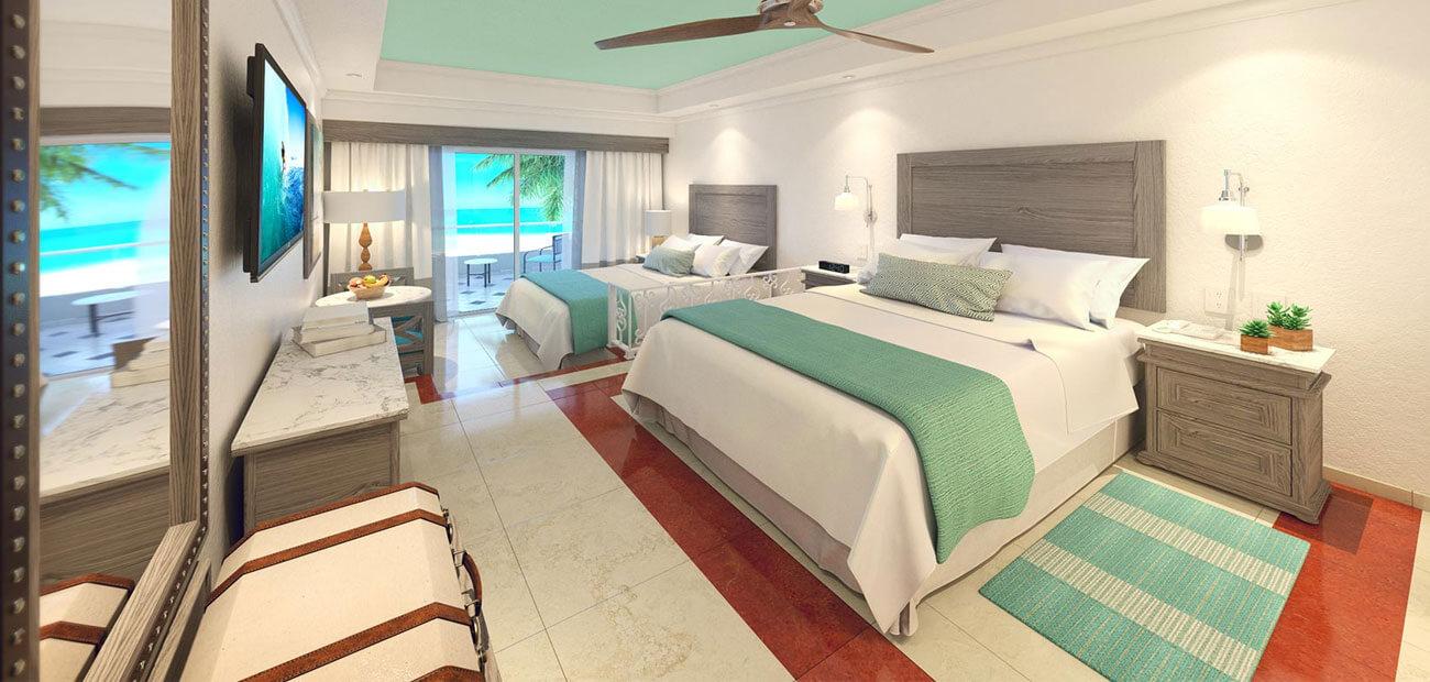 Gran Caribe Cancun - AllInclusive Panama Jack Vacation Resort