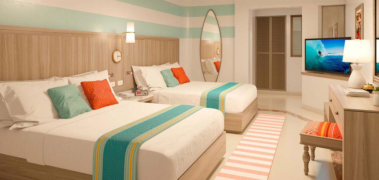 Playa del Carmen - AllInclusive Panama Jack Vacation Resort