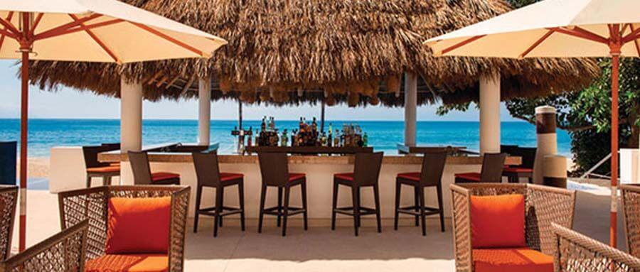 Hyatt Ziva Puerto Vallarta Restaurants And Bars Pool Bar